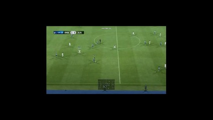 Pes2012 Champions League Real Madrid vs Ajax [group Stage]