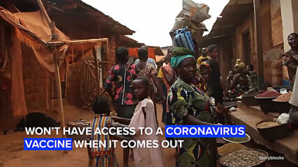 Here's why 3 billion people won't have access to a COVID-19 vaccine