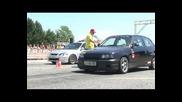 Honda Civic Vs Opel Astra Gsi !