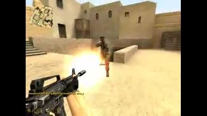 Counter strike - pro mod bug
