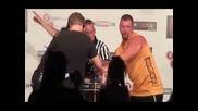 Devon Larratt Vs Michael Todd The 6 rounds in one Video 2011