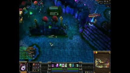 League Of Legends - Игра със Lulu.