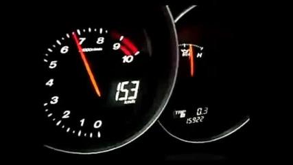 Mazda Rx-8 Ускорение
