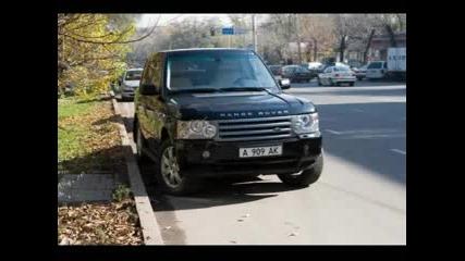 Almaty Cars 4
