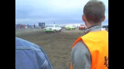 Rally Kros X4 X3 Start