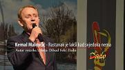 Премиера !!! Kemal Malovcic 2016 - Rastanak je laksi kad svjedoka nema - (oficial audio) - Prevod