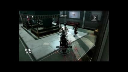 Assassins Creed Revelations| Мултиплеър геймплей 3 - Сезон 2