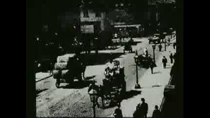 Първото Видео На Земята 1888 Година