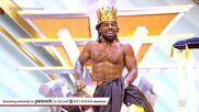 Xavier Woods takes the throne as King of the Ring: WWE Crown Jewel 2021 (WWE Network Exclusive)