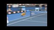 Alize Cornet - The Open Drive Australian Open 2011