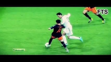 Cristiano Ronaldo - Skills & Tricks 2013