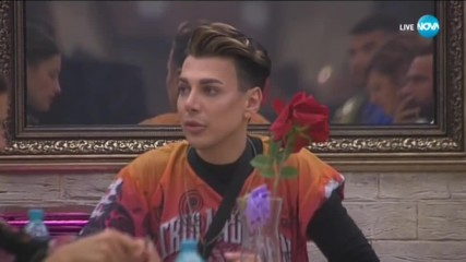 "Кулагин за Божана: ""Ти си една пияна жена!"" - VIP Brother 2018"