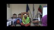 Лекция по медитация от Перица Георгиев - Пепси Баба (част 1)