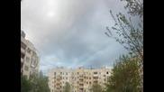облаци над Стара Загора