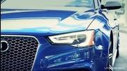 "Б Р У Т А Л Н О Audi Rs5 с джанти V O S S E N 20"""