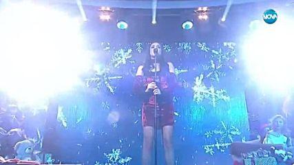 Християна Лоизу - Silent Night - X Factor - Коледен концерт (24.12.2017)