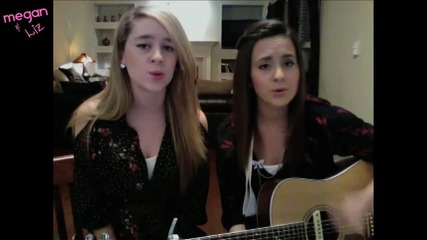 Someone like you cover by Megan and Liz