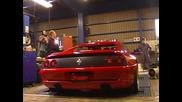 Ferrari Качено На Дино