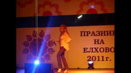 Андреа - Късай етикета ( Празник на Елхово 2011 )