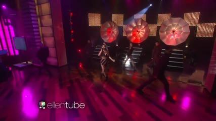Becky G - Can't Stop Dancin (live)