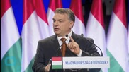 Hungary's Prime Minister Sees Europe Wasting Time on Ideological Debates, Falling Behind Asia