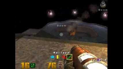 Луд Game Play - Quake