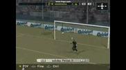 Гол На Messi - Pes5