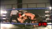 Tyler Black ( Seth Rollins ) vs Starless vs Zema Ion