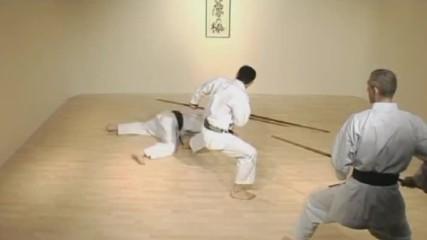 Бо Ката Бункай - Каназава Но Бо Дай