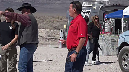USA: Alien enthusiasts gather for 'Storm Area 51' event