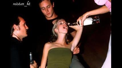 Микс от алкохола в песните!