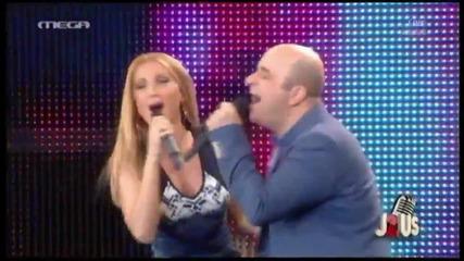 Stella Kalli & Markos Seferlis - Den sou kano ton agio [j2us]
