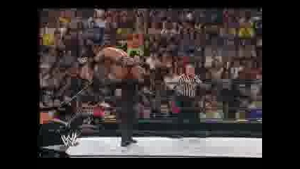 2002 King of the Ring - Undertaker vs. Triple H