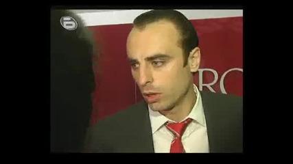 Разочарованият Димитър Бербатов коментира загубата на Манчестър Юнайтед на финала Шл от Барселона