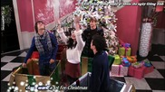 Eдно страхотно коледно парче!!!big Time Rush Ft Miranda Cosgrove-all I Want For Christmas Is You