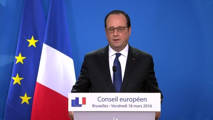 Belgium: Hollande confirms ongoing police operation in Brussels