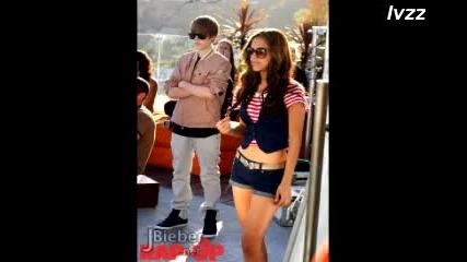 Justin had a bad romance xdd ;; part of collab ;