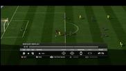 Fifa 11 най-големия прoпуск ! нереално !