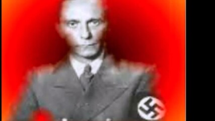 Achtung! 卐 Reichsminister Dr Joseph Goebbels 卐