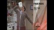 Джоуи приятели пие 3л мляко за 10 секунди дзъма