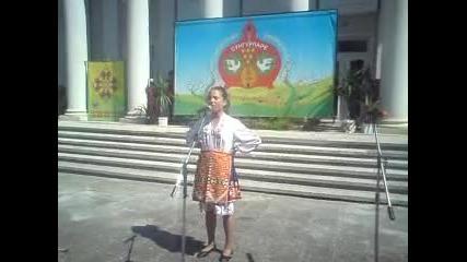 Мегданското-2011 Испълнява Пристияна Антонова