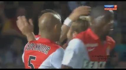 17.08 Гол на Димитър Бербатов срещу Бордо