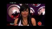Преслава и Ицо Хазарта в изповедалнята на Vip Brother 3 - Ицо Псува Камелия,  Тя му отвръща *