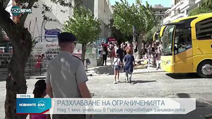 Новините на NOVA NEWS (10.05.2021 - 14:00)