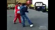 streetsoccer y freestyle soccer compilation