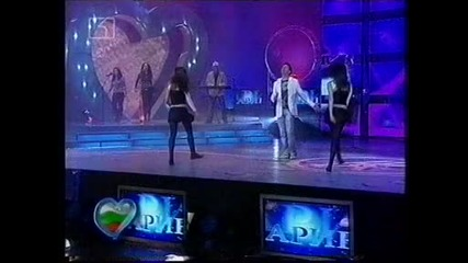 Стоян Захариев--cаrmic love-полуфинал н Българската Евровизия-2006