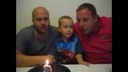 Крис Олег 4-рожден ден