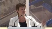 Кристалина Георгиева: България е на осмо място в ЕС по усвояване на евросредства