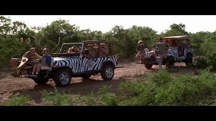 Носорог ражда човек