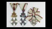 Войнски символи и ритуални отличия в България